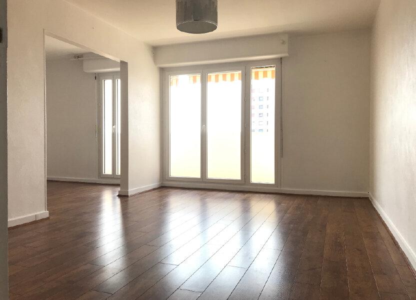 Appartement à louer 87.42m2 à Rillieux-la-Pape