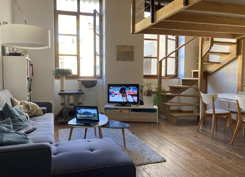 Appartement à louer 40.77m2 à Lyon 4