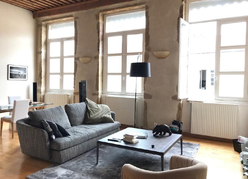 Appartement à louer 101.25m2 à Lyon 4