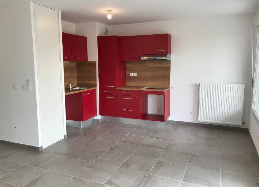 Appartement à louer 58.26m2 à Vaulx-en-Velin