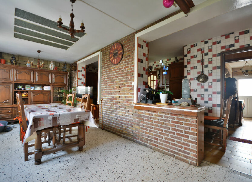 Maison à vendre 100.7m2 à Abbeville