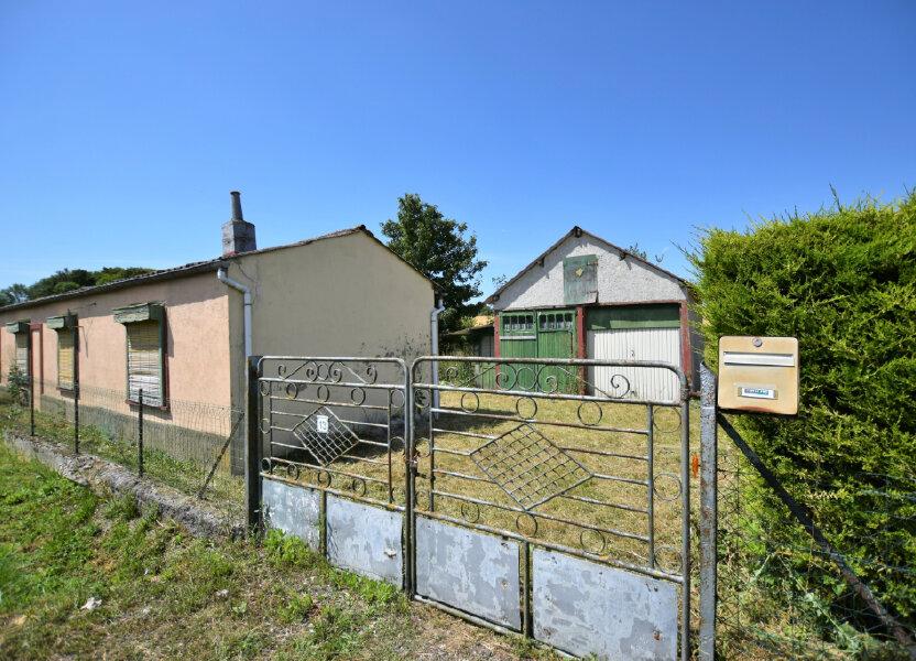 Maison à vendre 51.18m2 à Saint-Riquier