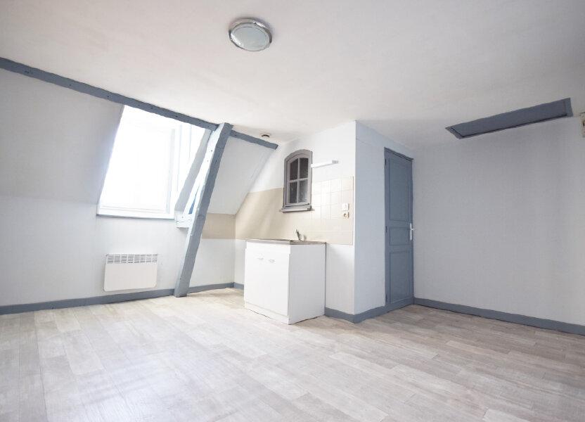 Appartement à louer 25m2 à Abbeville