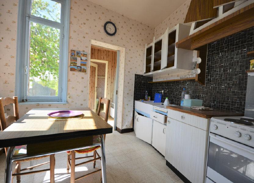 Maison à vendre 116.43m2 à Auxi-le-Château