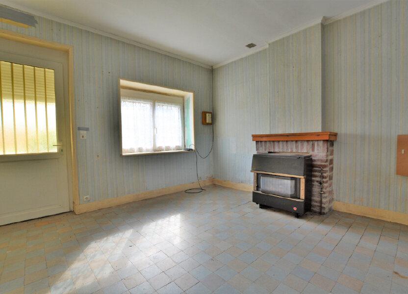 Maison à vendre 70.97m2 à Auxi-le-Château