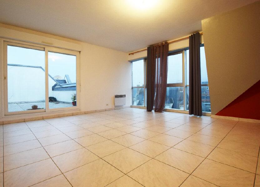 Appartement à louer 71.25m2 à Abbeville