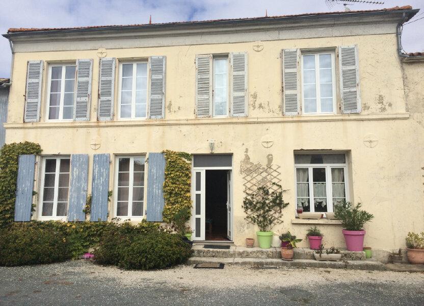 Maison à vendre 131.47m2 à Marsais