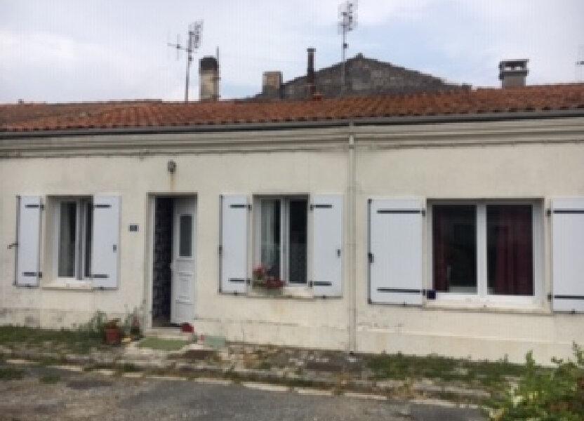 Maison à louer 57.12m2 à Rochefort