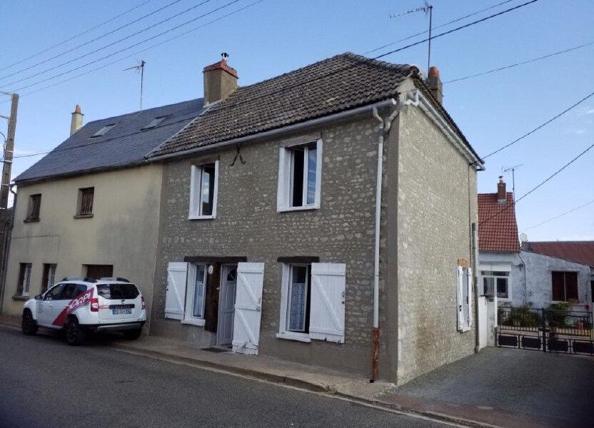 Maison à vendre 90m2 à Angerville