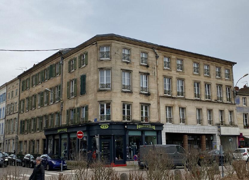 Immeuble à vendre 1067m2 à Bar-le-Duc