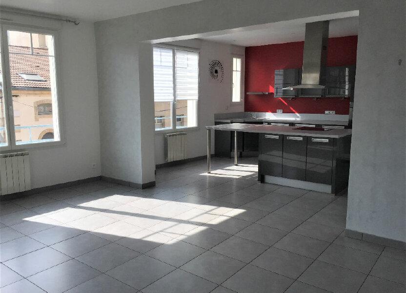 Appartement à louer 96m2 à Bar-le-Duc