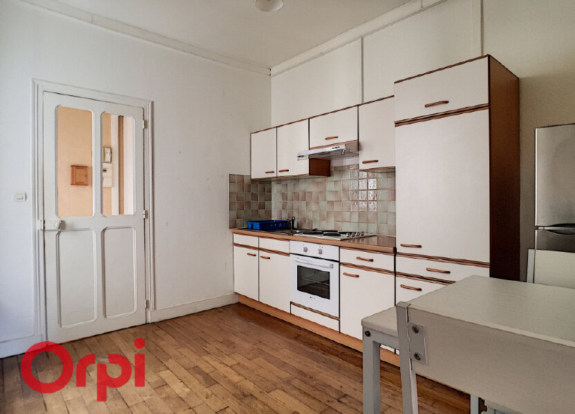 Appartement à louer 50m2 à Bar-le-Duc