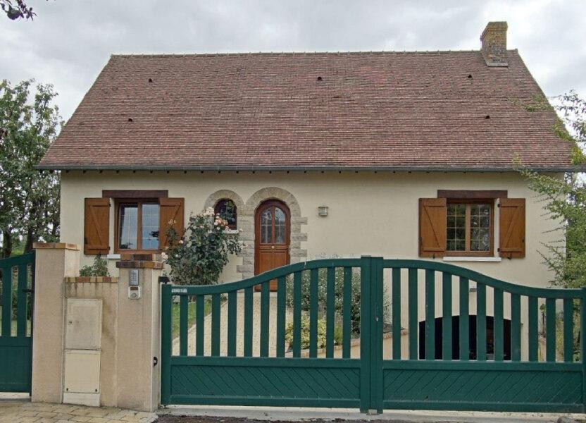 Maison à vendre 127m2 à Saint-Manvieu-Norrey