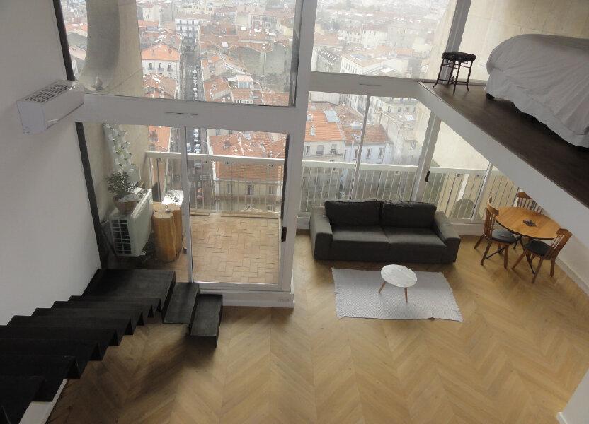Appartement à vendre 62.45m2 à Montpellier