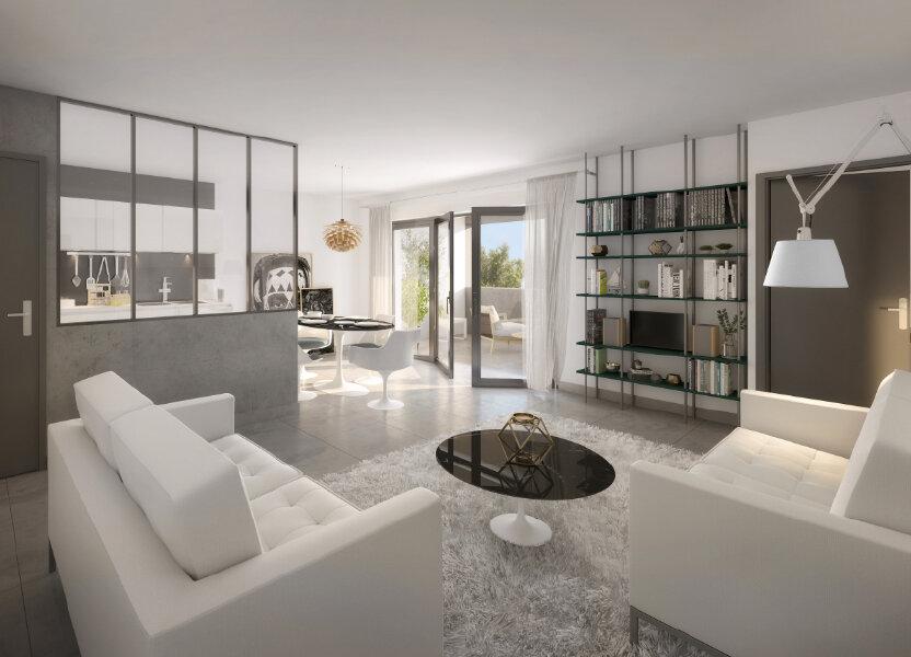Appartement à vendre 96m2 à Montpellier