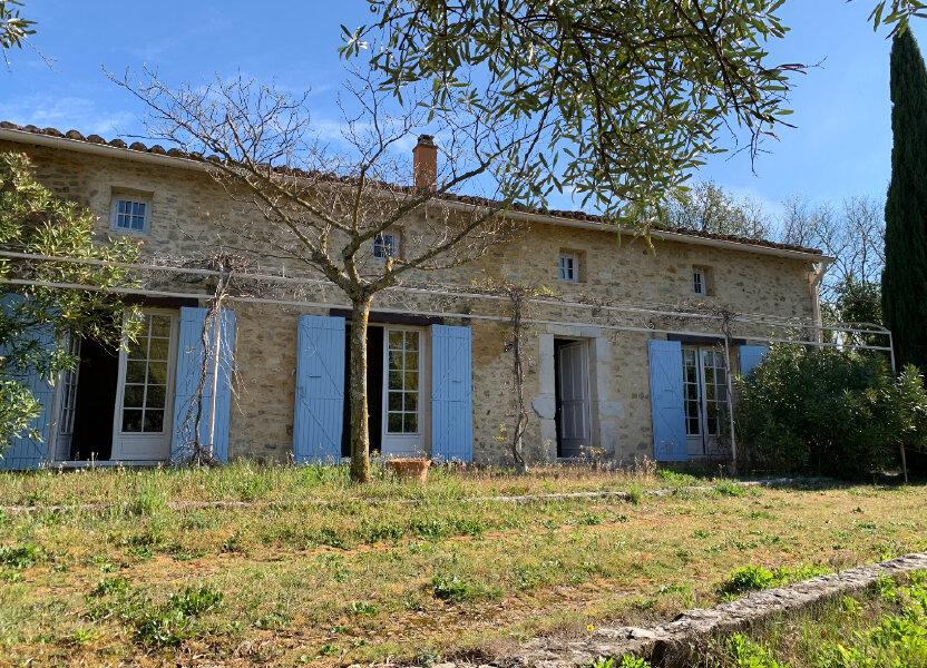 Maison à vendre 125m2 à Saint-Montan