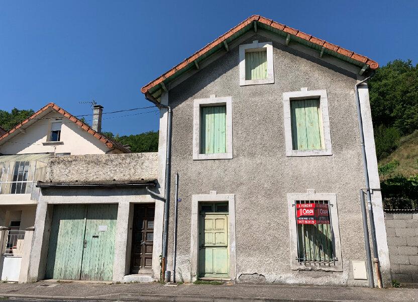 Maison à vendre 56m2 à Le Teil