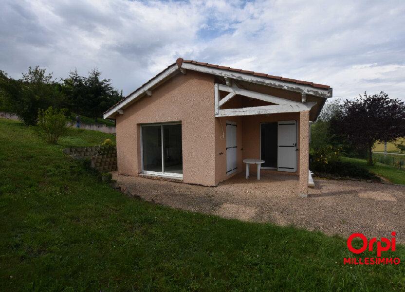 Maison à louer 111.6m2 à Pomeys