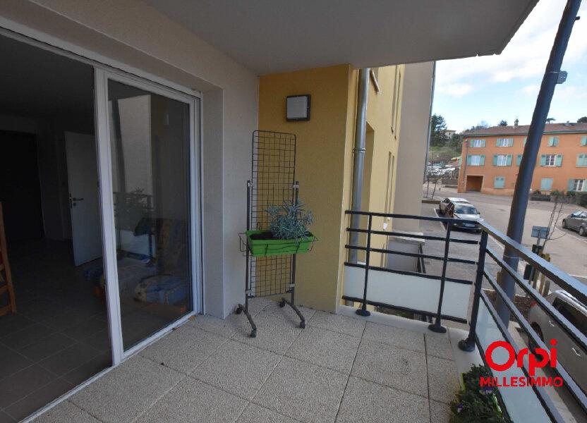 Appartement à louer 42m2 à Pollionnay