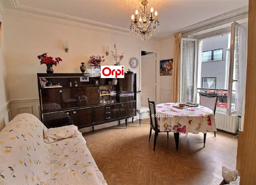 Appartement à vendre 75m2 à Paris 18