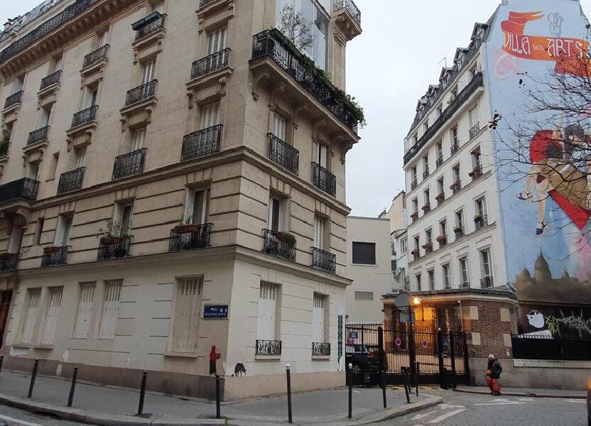 Appartement à louer 41.29m2 à Paris 18