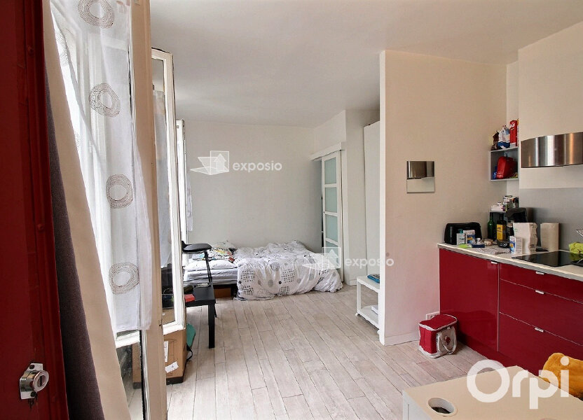 Appartement à louer 20.88m2 à Paris 17