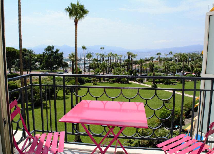 Appartement à louer 105m2 à Cannes