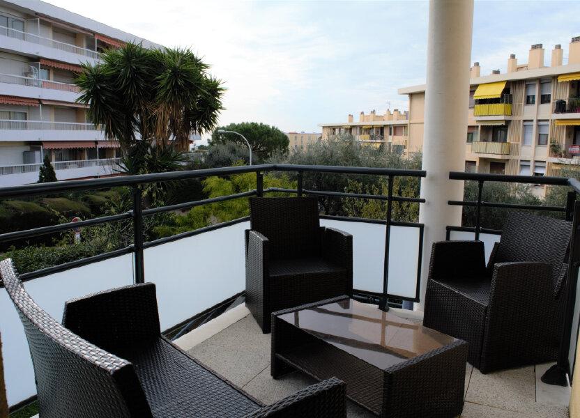 Appartement à louer 43m2 à Nice