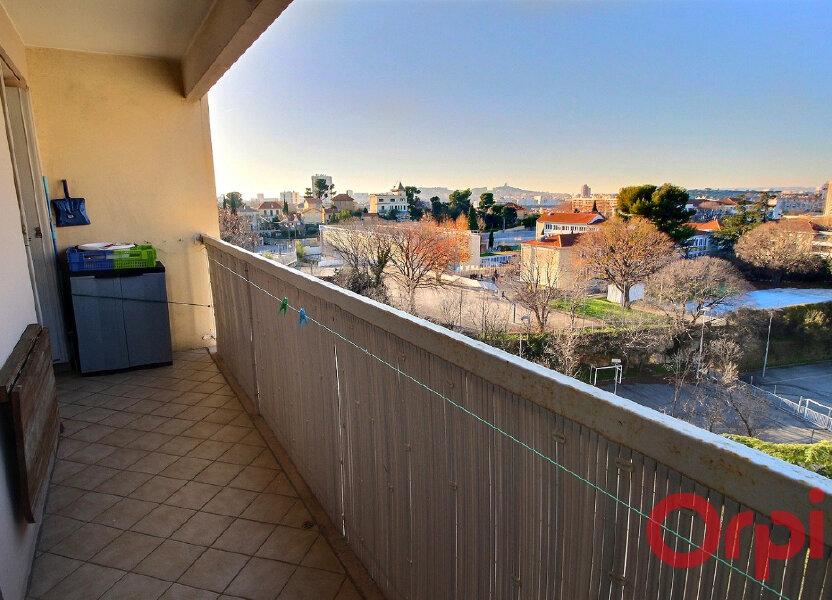 Appartement à vendre 90m2 à Marseille 10