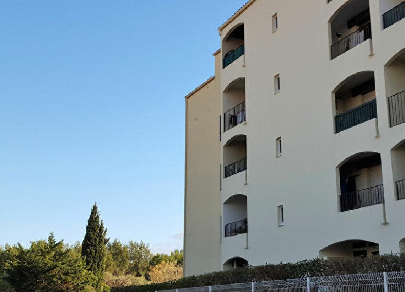 Appartement à louer 20.65m2 à Hyères