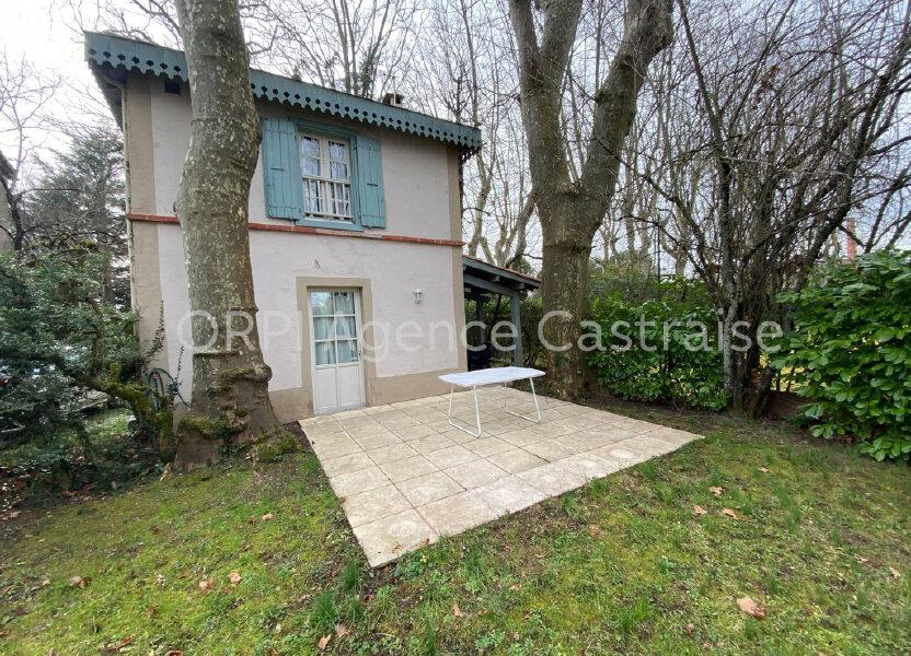 Maison à louer 47m2 à Castres