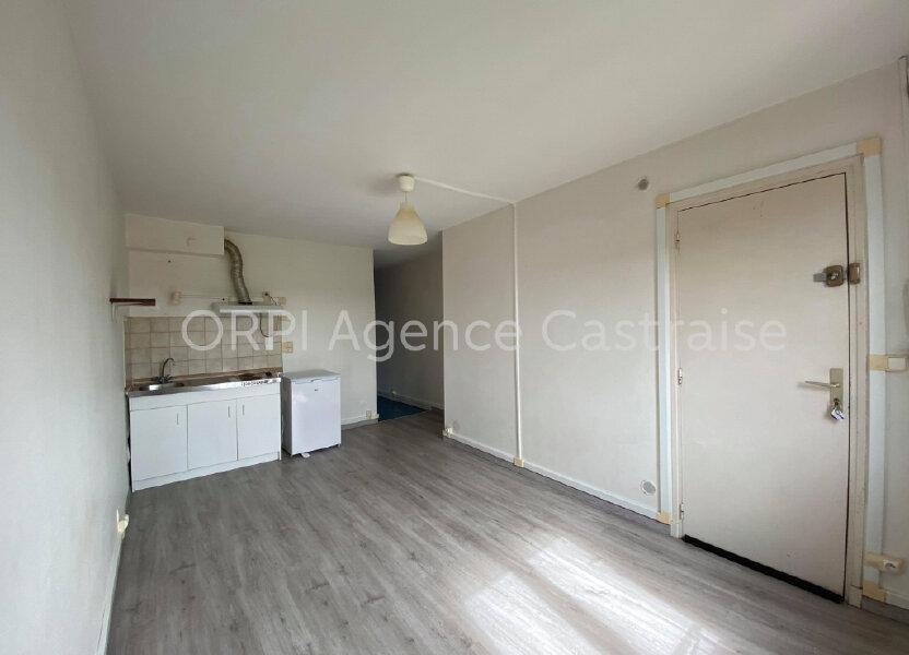 Appartement à louer 30m2 à Castres