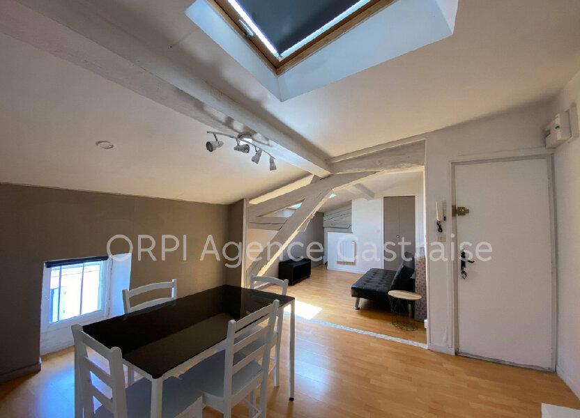 Appartement à louer 25m2 à Castres
