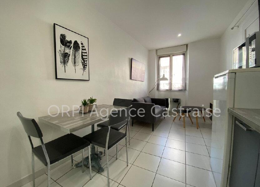 Appartement à louer 28m2 à Castres