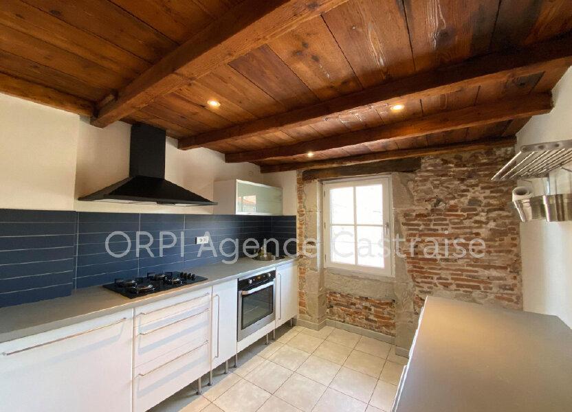 Appartement à louer 87.27m2 à Castres