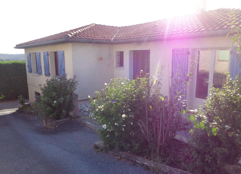 Maison à vendre 104m2 à Burlats