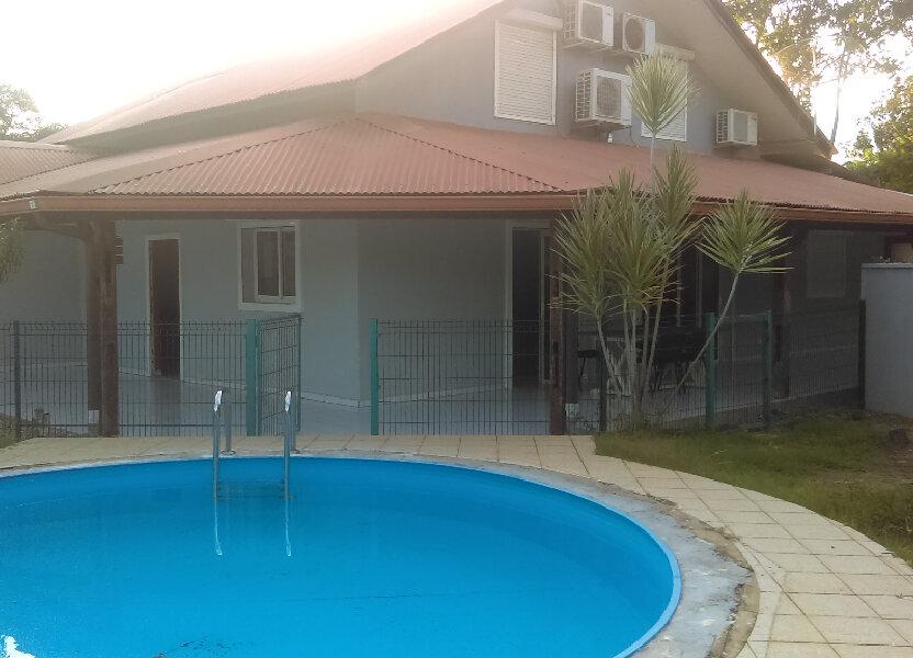Maison à louer 172m2 à Cayenne