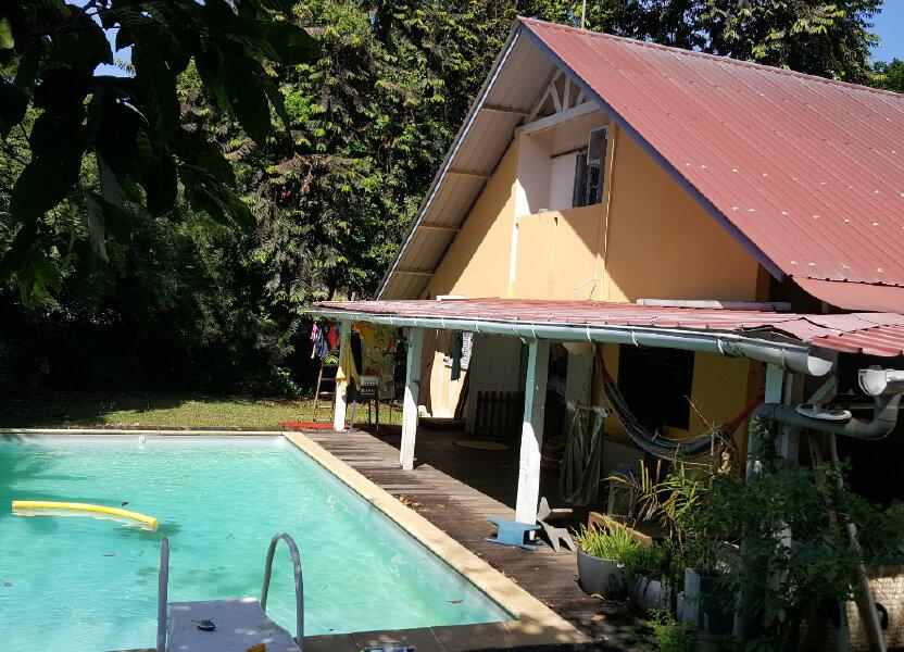 Maison à vendre 120m2 à Remire-Montjoly