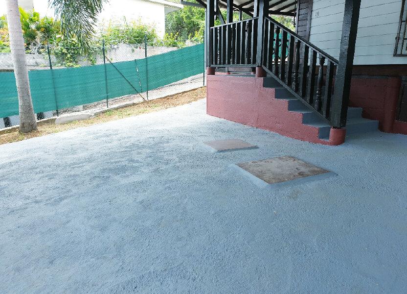 Maison à louer 115m2 à Cayenne