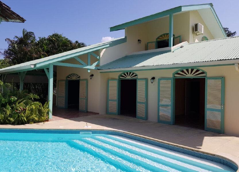 Maison à vendre 141m2 à Cayenne