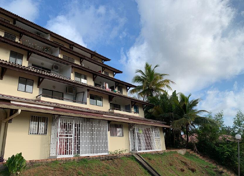 Appartement à vendre 23.32m2 à Cayenne