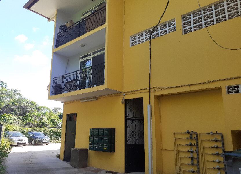 Appartement à louer 25m2 à Cayenne