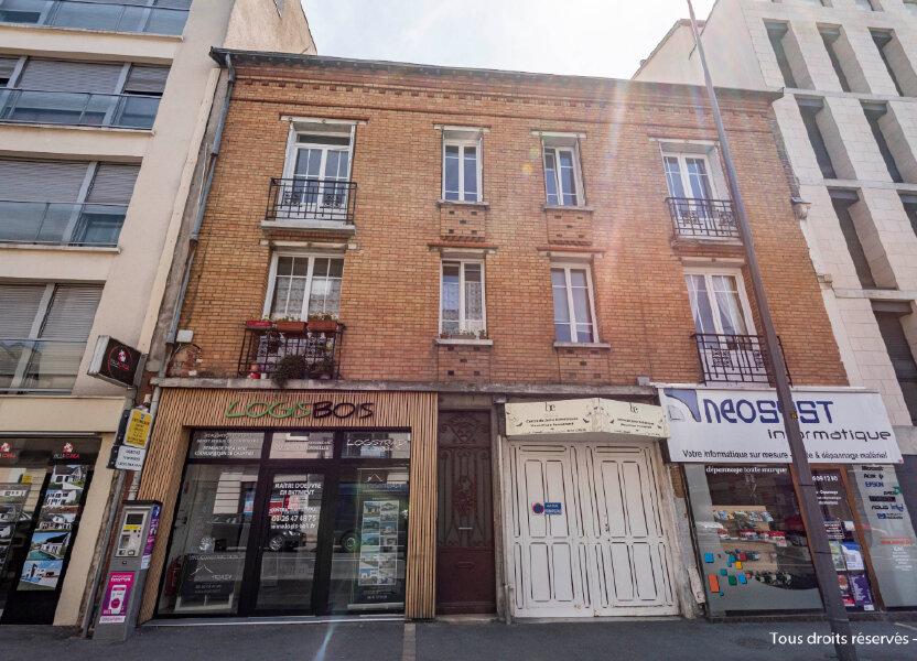 Appartement à vendre 64m2 à Reims