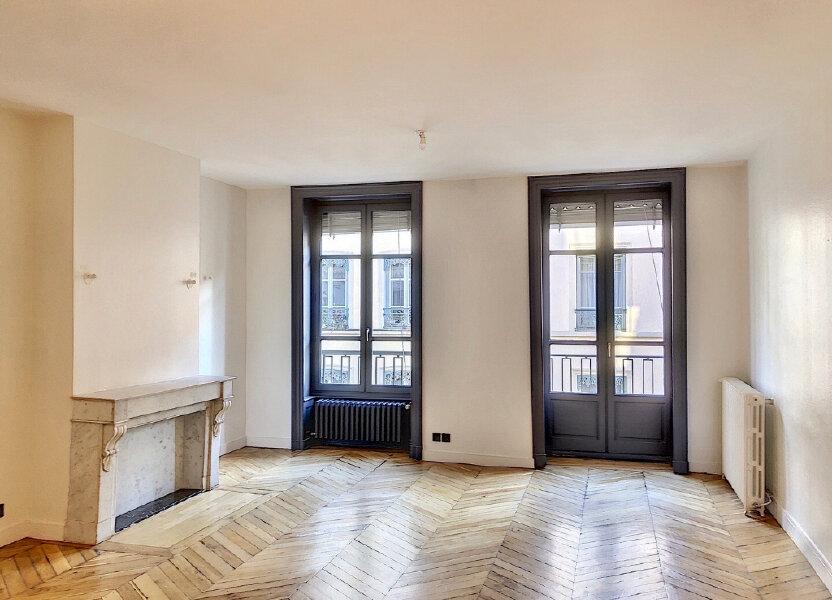 Appartement à louer 90.9m2 à Lyon 2