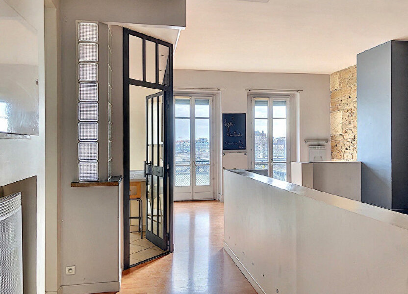 Appartement à louer 83m2 à Lyon 2