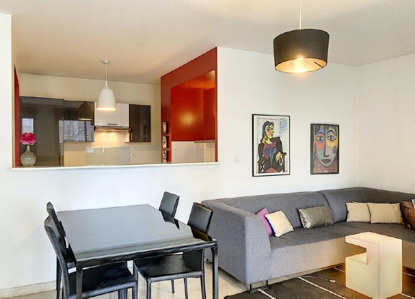 Appartement à louer 57m2 à Lyon 3