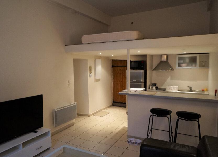 Appartement à louer 42m2 à Lyon 2