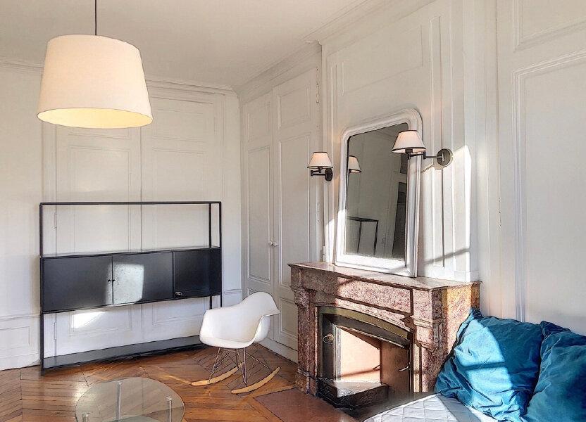 Appartement à louer 81.8m2 à Lyon 2