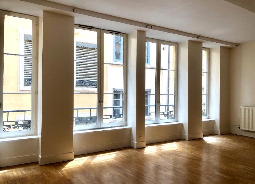 Appartement à louer 72m2 à Lyon 1