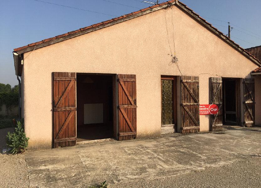 Maison à vendre 55m2 à Saint-Loubès